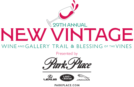 New Vintage Wine & Gallery Trail Logo