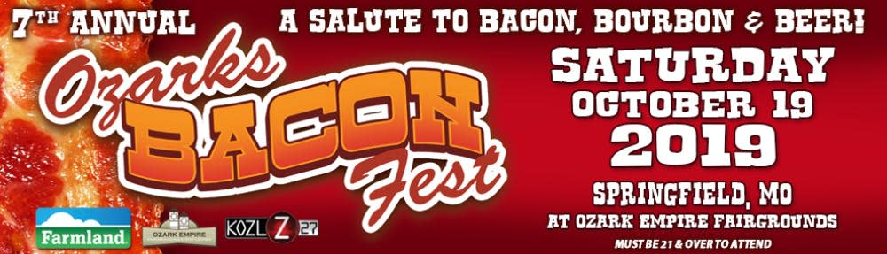 Ozarks Bacon Fest 2019