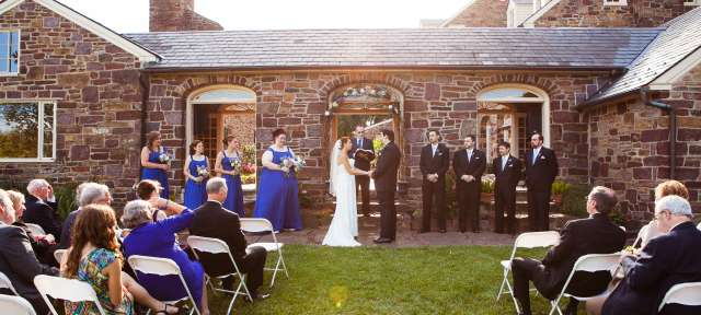 Bucks County, Pennsylvania, Outdoor Wedding Venues