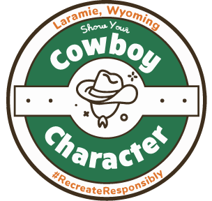 Show Your Cowboy Character #RecreateResponsibly