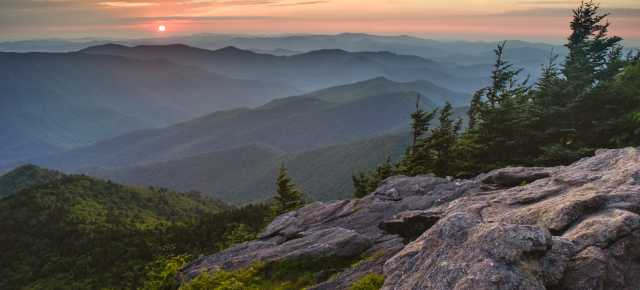 Highest Peaks Asheville Nc S Official Travel Site