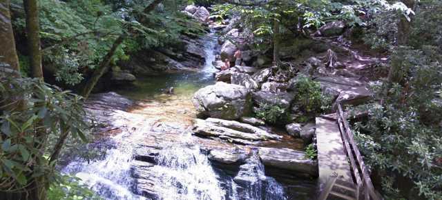 Skinny Dip Falls