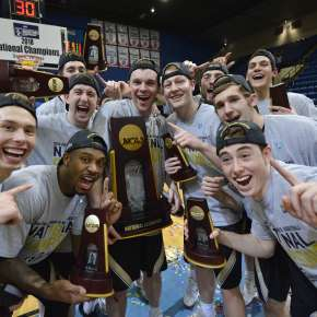 NCAA - Division III Men's Basketball Championship 2018 Winners