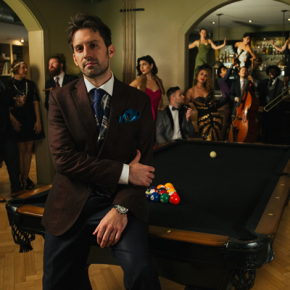 Postmodern Jukebox Performance at the Embassy Theatre in Fort Wayne, Indiana