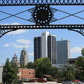 Downtown Fort Wayne