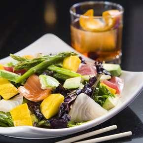 Do Not Use - Umi Shashimi Salad Photo for Fort Wayne Magazine