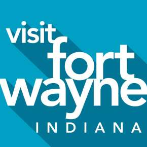 Visit Fort Wayne Social Icon - Blue