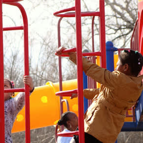 top four playgrounds