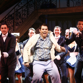 Broadway at the Embassy - Dirty Rotten Scoundrels