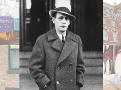 "Famous Faces: Jack ""Legs"" Diamond Itinerary"