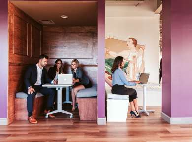 3 Cool Coworking Spaces in Albany