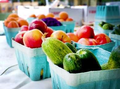 Farmers Markets To-Go and Local Farm Shares