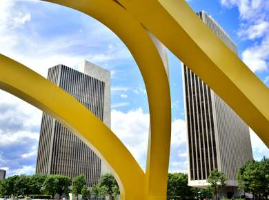 Empire State Plaza Art Collection