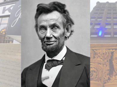 Famous Faces: Abraham Lincoln