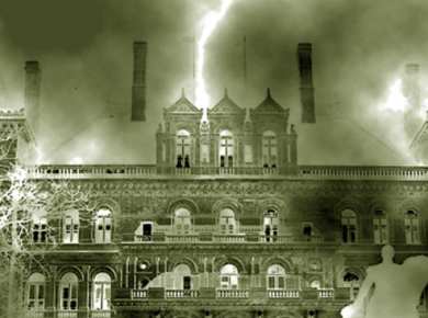 Ghost Stories Blog Header