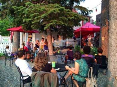Summer on the Patio: Delaware Avenue
