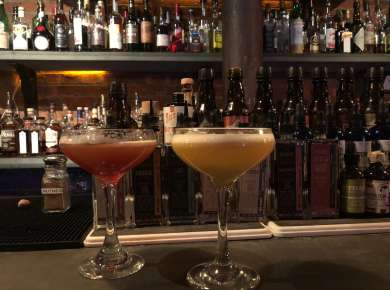 Spirit of Albany with a Prohibition Twist