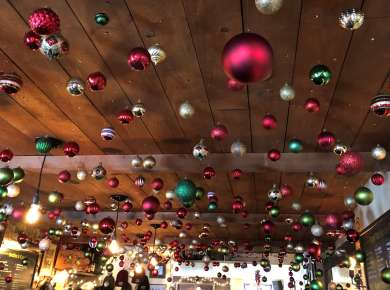 Restaurants Decked Out for the Holidays in Albany