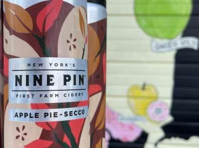 Nine Pin Cider Apple Pie Secco