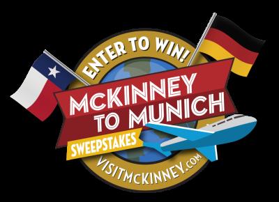 McKinney to Munich logo
