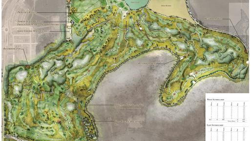 PGA Master Plan