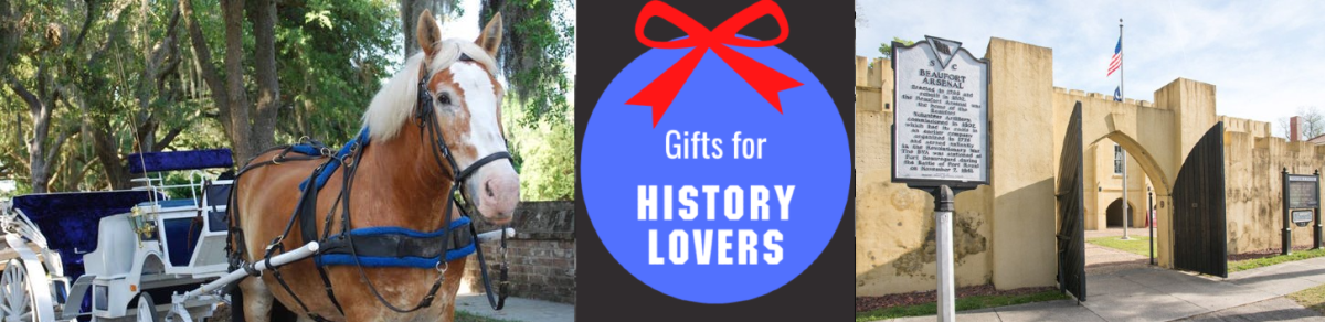 gifts for history lovers