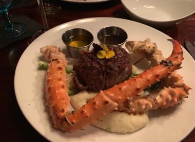 Zoe's Steak and Seafood