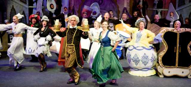 Beauty & The Beast at Cottage Theatre