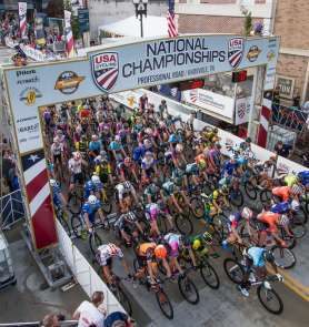 USA Cycling in Knoxville, TN | June 27-30, 2019