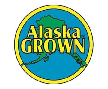 Alaska Grown Logo