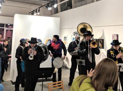 Art 2 Art Tour
