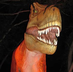 Halloween T-Rex Dinosaur