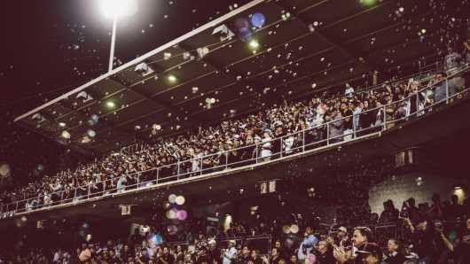 Baseball Crowd Shot
