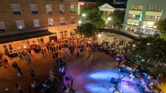 First Friday From Above