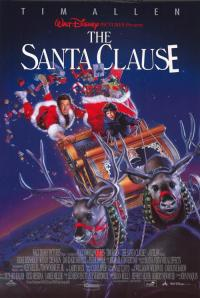 the santa clause PAC movie poster