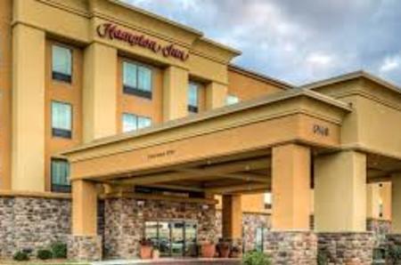 Hampton Inn Dayton Mall