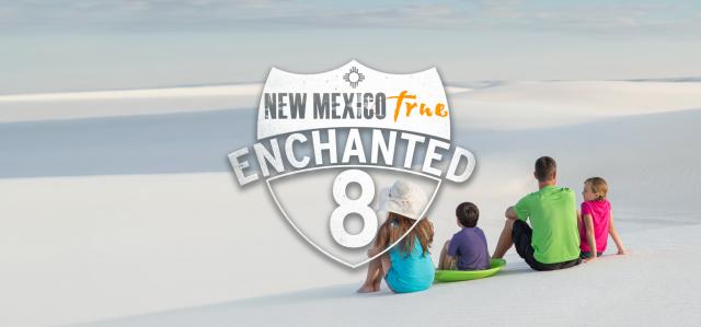 Enchanted Eight