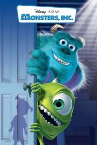 monsters inc PAC movie