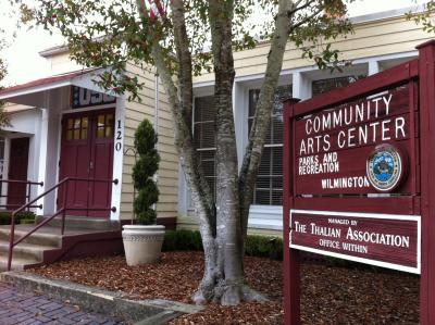 Hannah Block Historic USO/ Community Arts Center