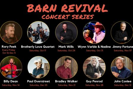 Barn Revival Concert Series