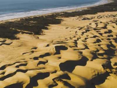 Oceano Video Postcard