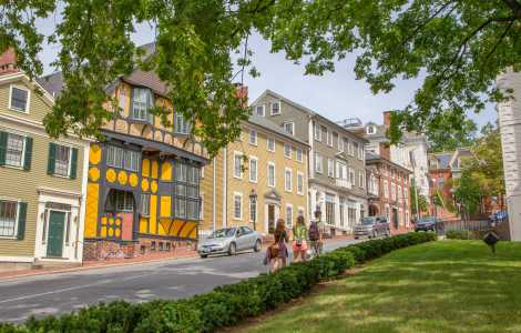College Hill, Providence