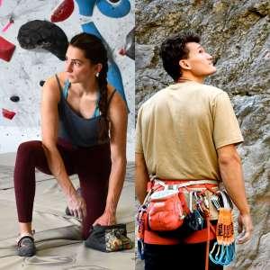 Kyra Condie & Nathaniel Coleman - Team USA Climbers