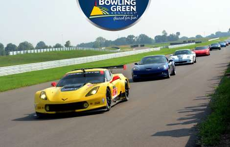 Motorsports Park Video Chat background