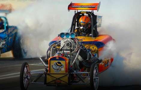 Hot Rod at Beech Bend Raceway