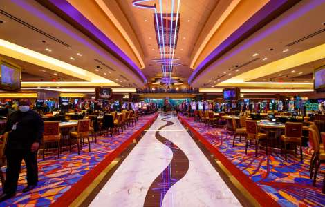 Hard Rock Casino Northern Indiana - interior