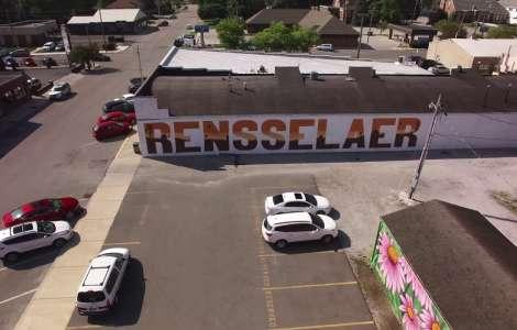 Rensselaer Indiana, RenArtWlk Street Art