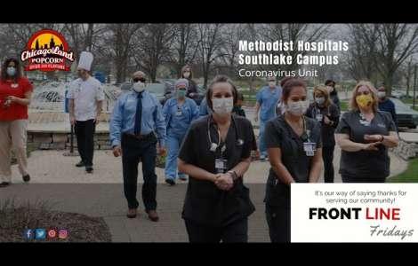Frontline Fridays Methodist Hospital Southlake Campus