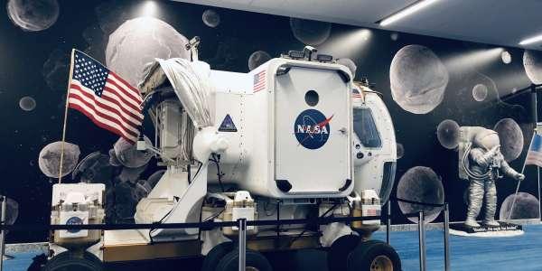 Lunar Rover GRB