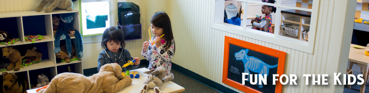 Fun with the Kids at Bellaboo's Play and Discovery Center
